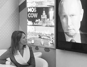 Собчак похвалила Путина за искренность