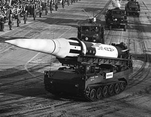 Ракеты «Першинг-2» были одним из символов Холодной войны
