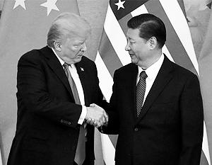 Китаю и США удалось договорится
