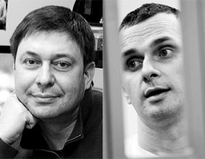 Киев предложил Москве обменять одного украинского гражданина на другого