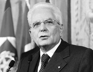 Президент Италии Серджо Маттарелла показал, что он не какая-то номинальная фигура, однако последствия его действий могут быть непредсказуемыми