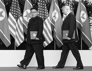 Договоренности Кима с Трампом важны для всего мира