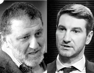 Пархоменко обвинил Красовского в эксплуатации темы гомофобии