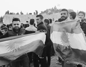 У евреев достаточно тесные связи с курдами