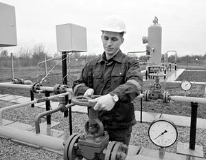 Торг между Украиной и Россией по газовому транзиту начался