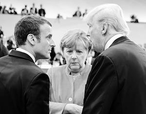Европа просто не может не ответить Америке