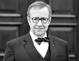 Ильвес был президентом Эстонии в течение 10 лет, а до того возглавлял эстонский МИД