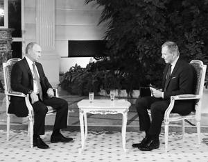 Западному зрителю очень не хватает Путина
