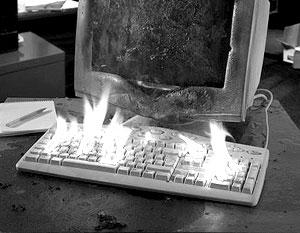 Российский компьютерный вирус погубил десятки тысяч европейских компьютеров