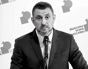 Знакомьтесь – Яков Якубович, едва не ставший кандидатом в мэры Москвы от «Яблока»