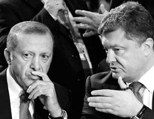 Порошенко хочет «вернуть» Крым. Что по этому поводу думает Эрдоган?