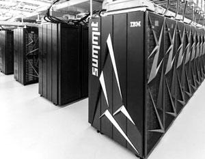 Cуперкомпьютер Summit весит больше авиалайнера, но считает быстрее всех в мире