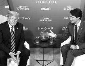 «Трамп и канадский премьер Трюдо друг другу глубоко антипатичны», – отмечает Федор Лукьянов