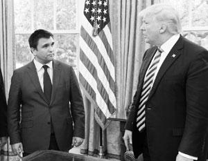 Трамп спрашивал Климкина, говорят ли в Крыму на русском языке, и тот «очень детально объяснил, как это осуществляется»