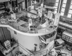 реактор в латвийском Саласпилсе