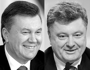 Порошенко боится, что окажется на месте Януковича?