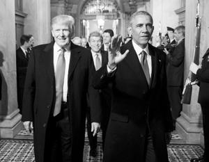 Когда-то Обама шутил о мечтах Трампа стать президентом. Теперь ему не до шуток