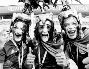 Зарубежные болельщики «в хорошем смысле» шокированы Москвой и ее жителями