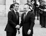 Ле Пен с Путиным