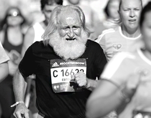 Активный пожилой человек – уже давно не редкость