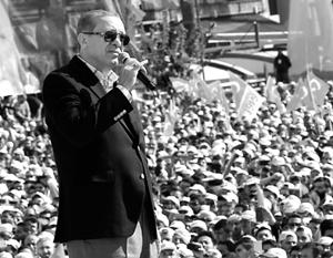 Эрдоган станет самым могущественным лидером Турции с момента основания страны Ататюрком