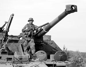 «Если вы не можете добраться за 45 дней, то вы уже опоздали на войну», – считает американский генерал