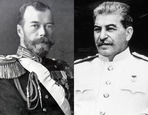 Два верховных главнокомандующих русскими армиями в ходе двух мировых войн