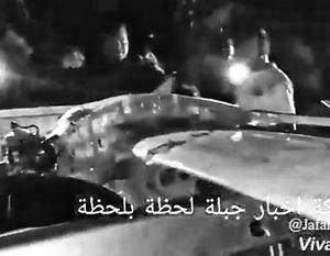 Один из беспилотников был сбит в 10 километрах северо-восточнее базы Хмеймим