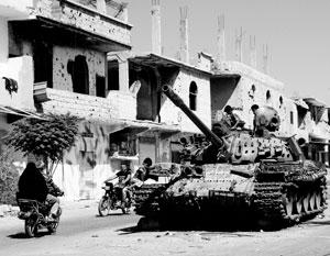 На фоне военных и политических побед в Сирии на Россию вновь посыпались обвинения