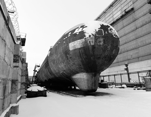 Первую атомную подводную лодку СССР предполагалось вооружить огромной водородной торпедой