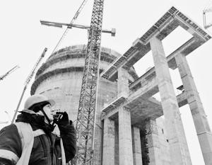 Строительство Островецкой АЭС в соседней Литве вызвало психоз – там ее считают чем-то вроде «гибридной атомной бомбы»