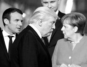 Называть США и Евросоюз «союзниками» теперь можно только в кавычках