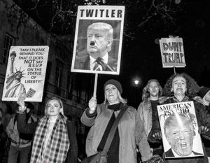 Активисты приготовили для Трампа самые разнообразные пытки