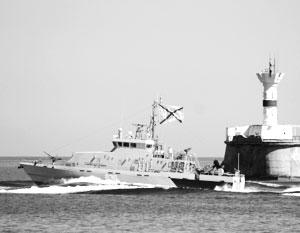 Действия России в Азовском море переполнили чашу терпения Украины