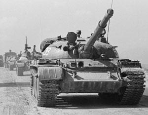 СССР ввел войска в Афганистан на том же основании, что и Россия в Сирию