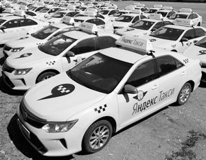 «Яндекс.Такси» работает даже на Украине. В открытую и не стесняясь СБУ