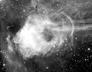 Открытие стало возможным благодаря эффекту «гравитационной линзы»