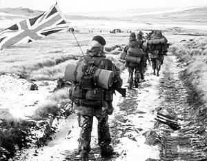 Война между Аргентиной и Британией из-за Фолклендских островов взбудоражила весь мир
