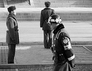 Итогом последней межкорейской встречи, завершившейся в июне этого года, стал отказ Сеула поставлять КНДР продовольственную