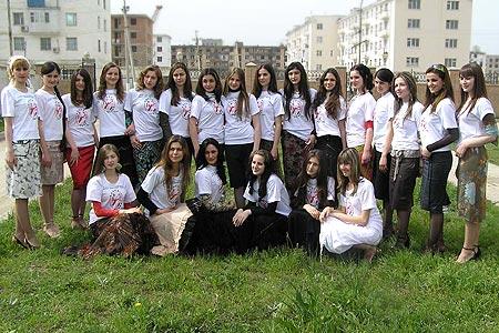 Порнуха с чеченскими девочками