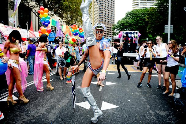 гомосексуалист и лесбиянки