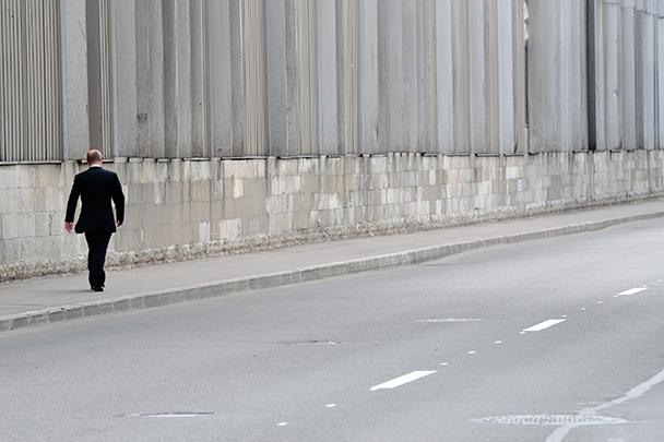 Путин перекрыл целый город, чтобы просто погулять в одиночестве