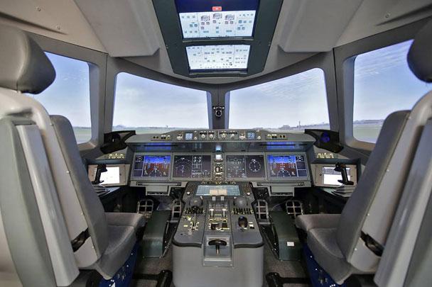 Новейший российский самолет МС-21 совершил первый полет