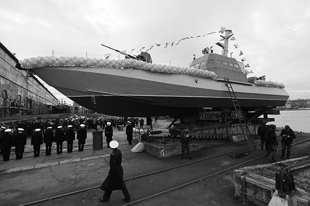 В составе украинских Военно-морских сил пополнение – сразу два бронированных артиллерийских катера. Они предназначены для службы в основном на реках и лиманах, но могут использоваться и в качестве прибрежных морских катеров