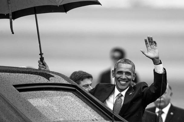 Президент США Барак Обама вместе со своей семьей прибыл на Кубу. Визит называют историческим: трехдневная поездка должна ознаменовать эпоху возобновления отношений между странами, закрепив успех Обамы в качестве президента
