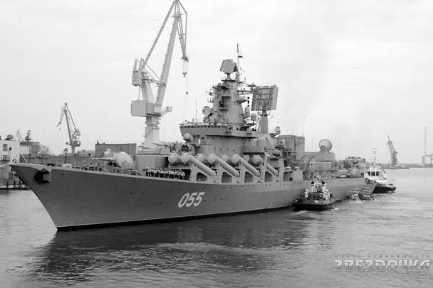 Российские корабелы завершили ремонт и модернизацию ракетного крейсера «Маршал Устинов» проекта 1164 «Атлант». Накануне корабль вышел в море для ходовых испытаний. Модернизационные работы, в свою очередь, коснулись основных комплексов радиоэлектронного вооружения крейсера