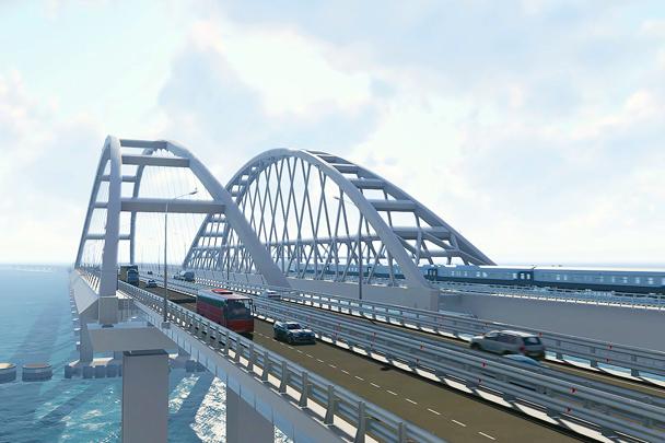 Назван автор лучшей песни про Крымский мост