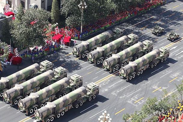 "Китай вооружился своим аналогом ""Тополя"""
