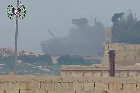 Т-90 доказали свою выживаемость в Сирии