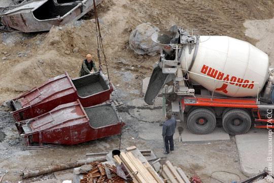 Власти Украины собрались строить дороги из бетона вместо асфальта
